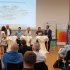 OB-Kandidaten-Talk im Fraunhofer-Kongresszentrum Golm